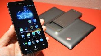 ASUS PadFone Infinity: Überarbeitete Smartphone-Tablet-Combo vorgestellt [Update]