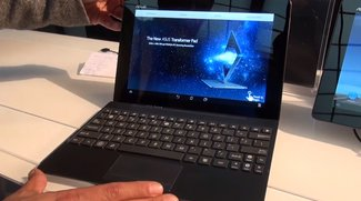 ASUS Transformer Pad TF701: Über-HD-Tablet mit NVIDIA Tegra 4 im Hands-On-Video [IFA 2013]