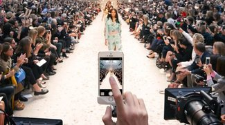 Video of the Day: Burberry Fashion Show mit 14 iPhone 5s gefilmt