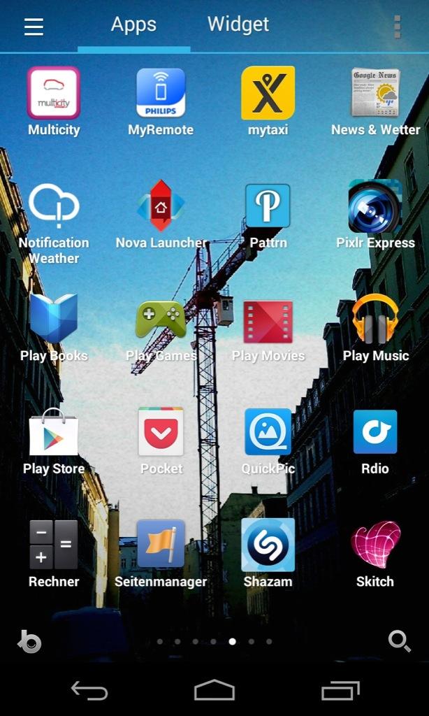 Buzz Launcher: Mächtiges Tool zum freien Gestalten des
