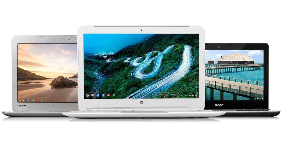 Chromebooks: Google kündigt neue Chrome OS-Geräte mit Haswell an