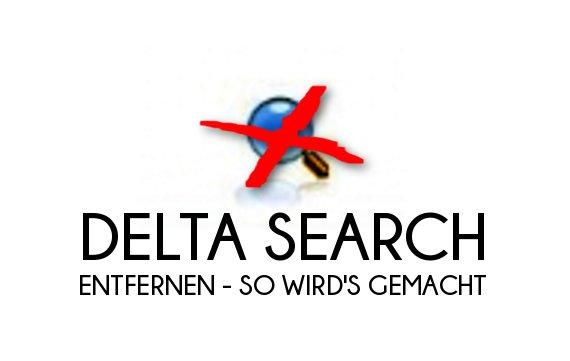 Delta Search entfernen: So werdet ihr die Toolbar los