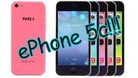 ePhone 5c: iPhone-Klon mit Android für nur 99 Euro