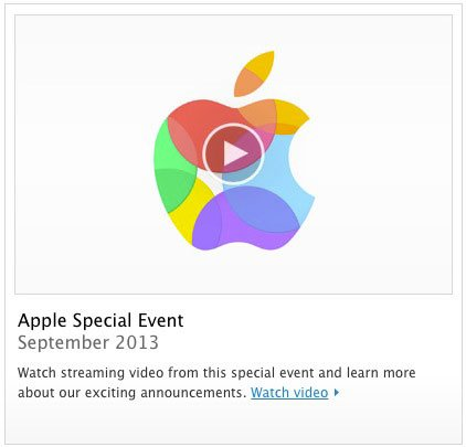 Special Event - iPhone 5S und iPhone 5C