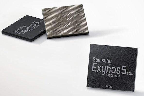 Exynos 5 Octa: Neue Version betreibt 8 CPU-Kerne simultan