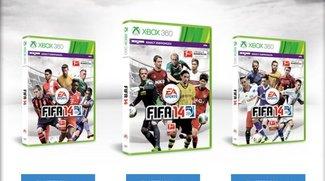 FIFA 14: Kostenloses Cover mit Bundesliga-Stars zum Download