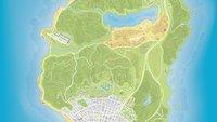 GTA 5 Map: Wie man wirklich alles in Los Santos findet