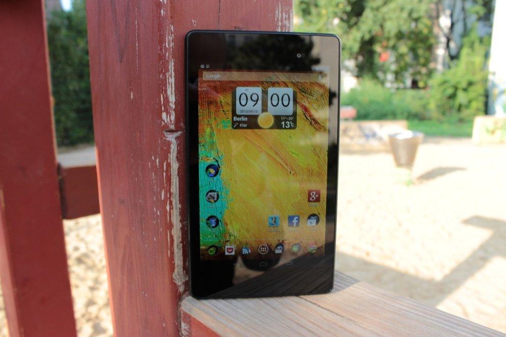 Nexus 7 (2013): WiFi-Variante mit 32&nbsp&#x3B;GB heute 20&nbsp&#x3B;Euro günstiger [Deal]