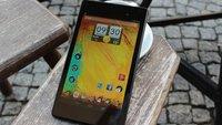 Nexus 7 (2013) im Test: Oberklasse-Tablet zum Mittelklasse-Preis