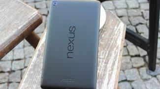 Nexus 7 (2013): Kleines Update für WiFi-Version, Factory Image für LTE-Modell veröffentlicht