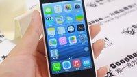 GooPhone i5C: Frecher iPhone-Klon im Hands-On-Video gesichtet