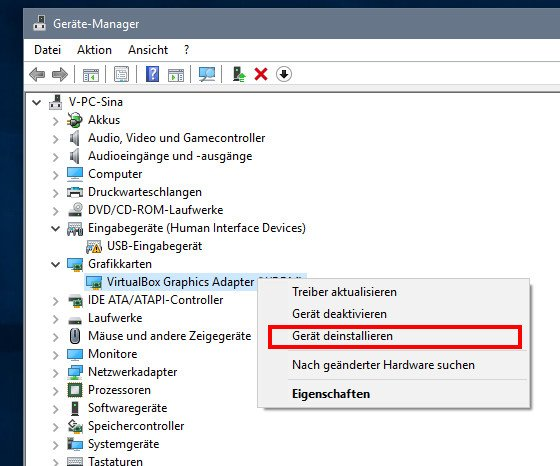 nvidia treiber windows 10 installieren
