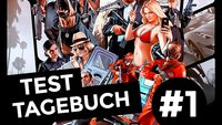 GTA 5 Test-Tagebuch #1: Aller Anfang ist awesome!