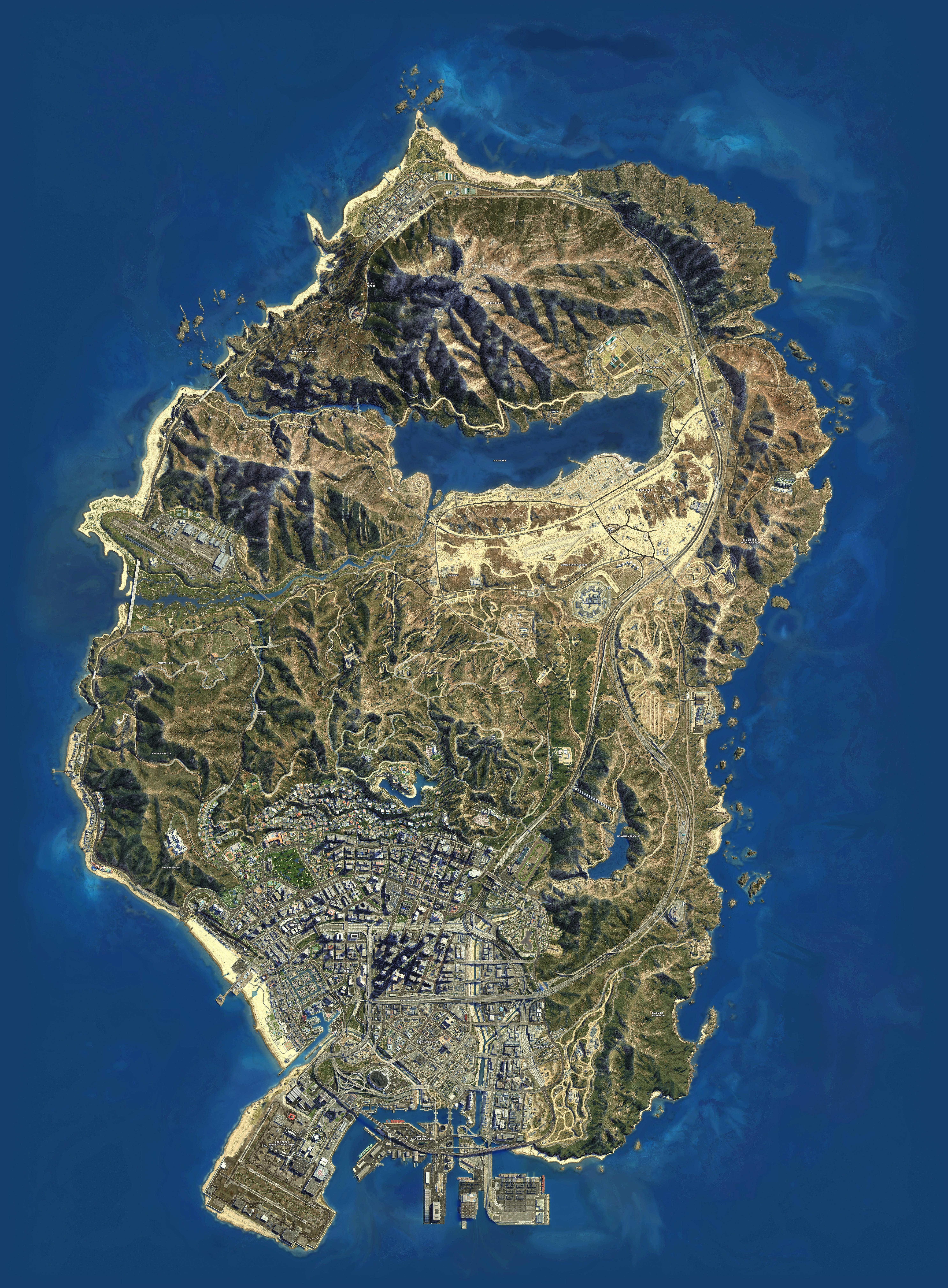 Gta 5 Karte Polizeistation.Gta 5 Map Wie Man Wirklich Alles In Los Santos Findet