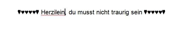 herz-zeichen-schreiben