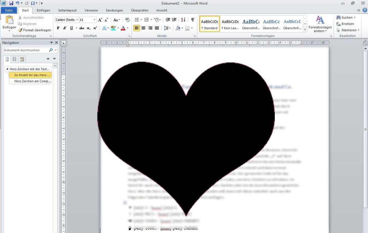 Word Formen Hinzufugen Office Lernen Com 5