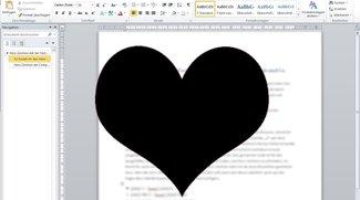 Herz-Symbol bei Facebook, Word und Co. schreiben: so geht's