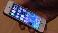 Telekom ohne goldenes iPhone 5s, Liefertermin unbekannt [Update: o2 ebenfalls goldlos]