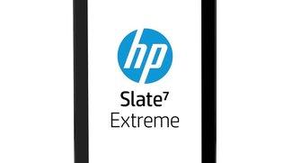 HP Slate 7 Extreme: Tegra 4-Tablet zum Budget-Preis vorgestellt
