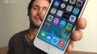 iOS 7 Hands on: Erster Eindruck vom Betriebssystem im Video