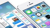 iOS 7: Die Top 10 Neuerungen für unsere alten iPhones, iPods und iPads