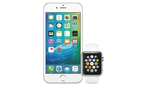 Screenshot an iPhone und Apple Watch erstellen — Anleitung