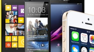 iPhone 5s Alternativen: Die 10 wichtigsten Apple-Konkurrenten