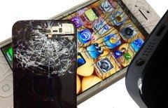 Smartphone-Reparatur: HTC...