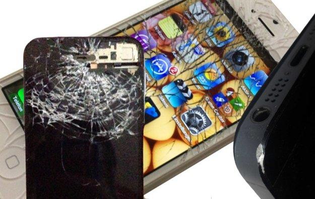 iPhone heruntergefallen: Geteiltes Leid ist halbes Leid