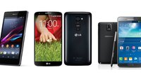 IFA-Neuheiten im Handel: Galaxy Note3, XperiaZ1, LGG2, Sony Smart-shot vorbestellbar
