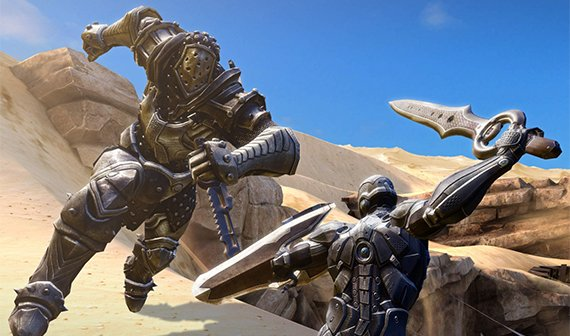 Infinite Blade III: Nach Update für nur 2,69 Euro im App Store