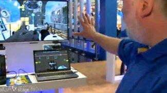 IFA 2013: Daniel und Jens am Intel Stand