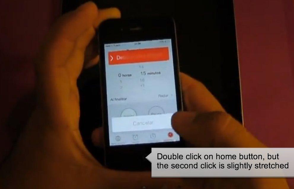 iOS 7: Wieder einmal mit Sicherheitslücke im Lock Screen