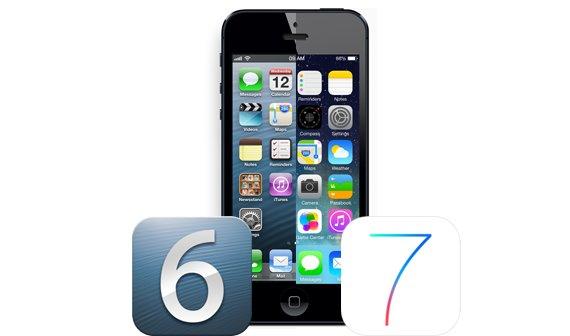 iOS 7: Fünf Gründe für und gegen das Update