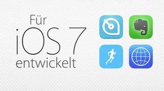 Apps für iOS 7: Apple mit Sonderseite, IM+ Pro kostenlos, Evernote, Instacast, Facebook