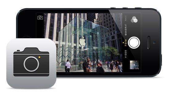 iOS 7 Kamera App
