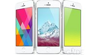 iOS 7: Die neuen Wallpaper als Download