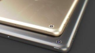 iPad mini 2: So würde es in Gold aussehen
