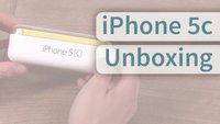 iPhone 5c: Unboxing eines Plastikbombers