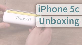 iPhone 5c: Unboxing eines Plastikbombers