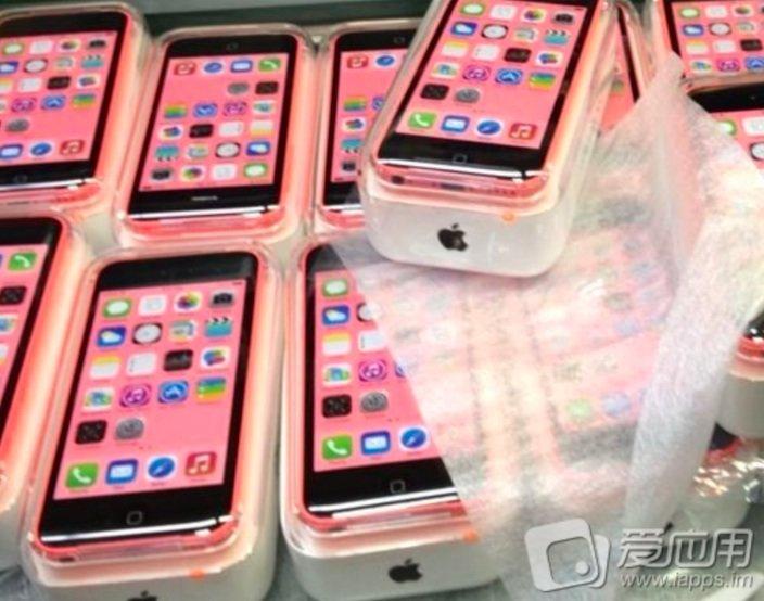 iPhone 5C: Bilder von Verpackung und Anleitung aufgetaucht