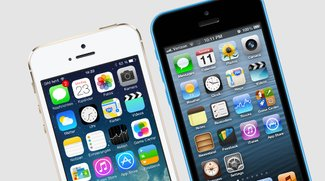 iOS 7 überholt iOS 6, iPhone 5s weit beliebter als iPhone 5c
