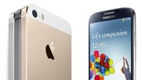 iPhone 5S vs. Samsung Galaxy S4: Top-Smartphones im Technik-Vergleich