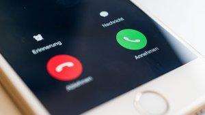 Anruf auf dem iPhone abweisen, so gehts