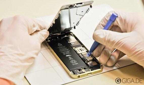 iPhone 5s und 5c: So viel kosten die Komponenten