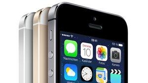 iPhone 5s: Preise, Daten und Verfügbarkeit des neuen Apple-Smartphones