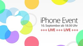 iPhone Event: Liveticker auf GIGA APPLE, Livestream unwahrscheinlich