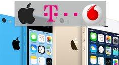 iPhone 5C: Jetzt vorbestellen bei Apple, Telekom, Vodafone und o2 (Update)