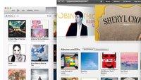 iTunes 11.1: Update steht zum Download bereit