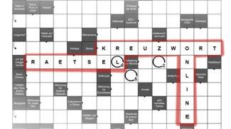 Kreuzworträtsel online spielen: Die besten Seiten für das tägliche Schwedenrätsel